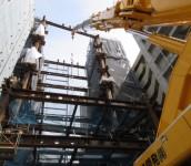 京橋オリックスビル新築工事